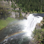 Montana Cabin Rentals in West Yellowstone - Mountain View Cabins Vacation Rentals Nearby Area: Mesa Falls